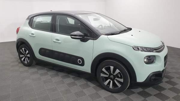 Citroën C3 d'occasion de couleur almond