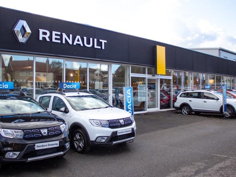 Garage Renault Cagne sur Mer
