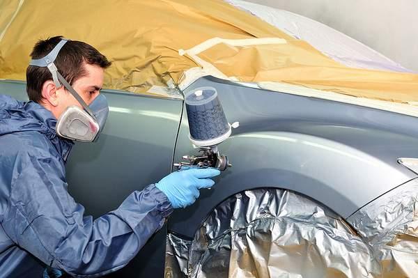 Réparation carrosserie débosselage sans peinture